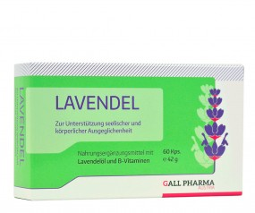 Lavendelöl GPH Kapseln