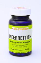 Meerrettich 400 mg GPH Kapseln