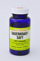 Sauerkrautsaft GPH Kapseln