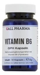 Vitamin B6 GPH Kapseln
